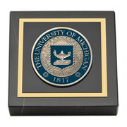 Church Hill Classics University of Michigan Masterpiece Paperweight