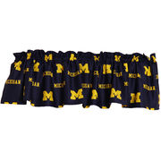 College Covers University of Michigan Valance