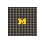Boxercraft University of Michigan Flannel Blanket