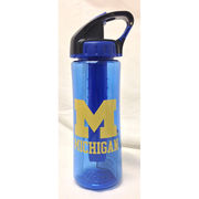 RFSJ University of Michigan Water Bottle with Chill Stick