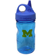 Nalgene University of Michigan Grip & Gulp Water Bottle