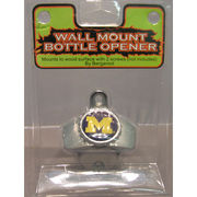 Siskiyou Sports University of Michigan Wall Mounted Bottle Opener