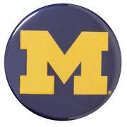McCloud University of Michigan M Button