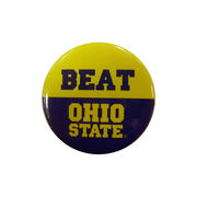 MCM University of Michigan Beat Ohio State Button