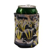 MCM University of Michigan Football Sea of Helmets Can Cooler