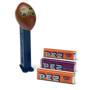 University of Michigan Football Pez Candy Dispenser