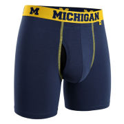 2UNDR University of Michigan 6'' Swing Shift Boxer Brief