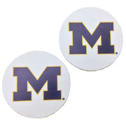 MCM University of Michigan Stone Coaster 2 Pack
