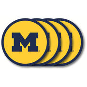 Duckhouse University of Michigan Vinyl Coasters