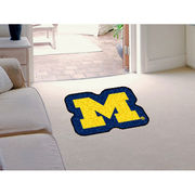 FanMats University of Michigan Big Block M Rug