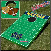 Tailgate Toss University of Michigan Bean Bag Toss Game