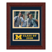 Church Hill Classic University of Michigan Class of 2020 4 x 6 Picture Frame