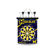 Rico University of Michigan Magnetic Dart Board Game