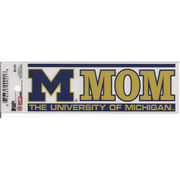 CDI University of Michigan Mom Static Cling Decal