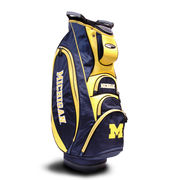 Team Golf University of Michigan Victory Golf Cart Bag