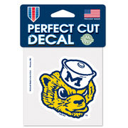 WinCraft University of Michigan College Vault Wolverine Decal