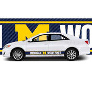 Stockdale University of Michigan Fan Racing Stripes Decal