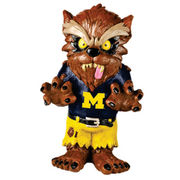 Forever Collectibles University of Michigan Team Werewolf