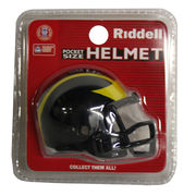 Pro Pocket Size University of Michigan Football Helmet