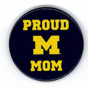 MCM University of Michigan Proud Mom Magnet