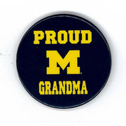 MCM University of Michigan Proud Grandma Magnet
