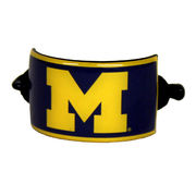 Stockdale University of Michigan Pony Tail Holder/ Cuff