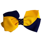 Michigan Loop Hair Bow