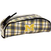 Honour Society University of Michigan Make Up Tube Bag