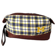 Honour Society University of Michigan Dopp Kit/ Toiletry Bag
