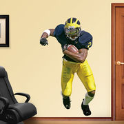 Fathead University of Michigan Football Charles Woodson Wall Graphic