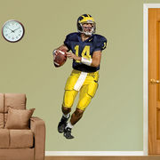 Fathead University of Michigan Football Brian Griese Wall Graphic
