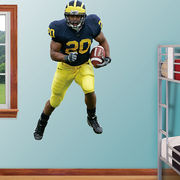 Fathead University of Michigan Football Mike Hart Wall Graphic