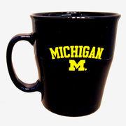 RFSJ University of Michigan Navy Mary Coffee Mug