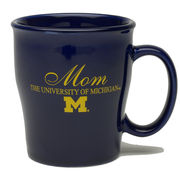 RFSJ University of Michigan Mom Navy Mary Coffee Mug