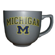 RFSJ University of Michigan Steel Gray Martin Coffee Mug