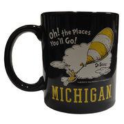 Spirit Products University of Michigan Dr. Seuss Mug