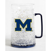 Duck House University of Michigan Monster Freezer Mug