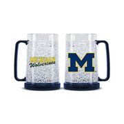 Duck House University of Michigan Freezer Mug