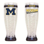Duck House University of Michigan Freezer Pilsner Glass