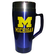 RFSJ University of Michigan Metro Stainless Steel Travel Coffee Mug