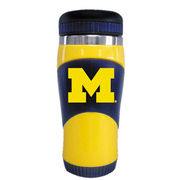 RFSJ University of Michigan School Spirit Travel Coffee Mug