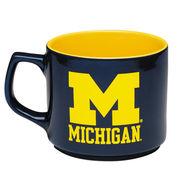 RFSJ University of Michigan Ceramic Julie Mug