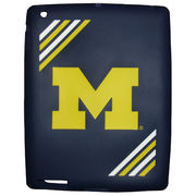 Forever Collectibles University of Michigan Apple iPad Silicone Case
