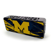 Keyscaper University of Michigan Portable Bluetooth Speaker