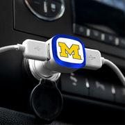 US Digital Media University of Michigan USB Car Charger
