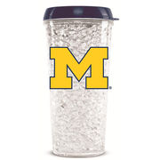 Duck House University of Michigan Freezer Travel Tumbler