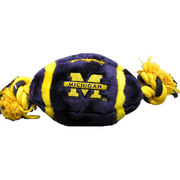 Pet's First University of Michigan Football Plush Toy