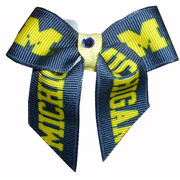 All Star Dogs University of Michigan Pet Hair Bow