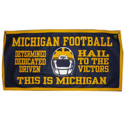 Michigan Wolverines This Is Michigan Banner