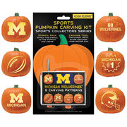 Michigan Pumpkin Carving Kit